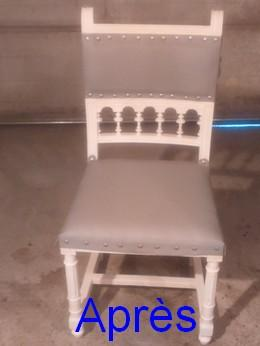 Chaise apres