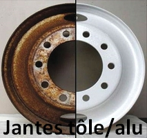 Decapage jantes 2